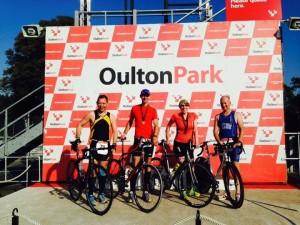 TR Team at Oulton Park 2015