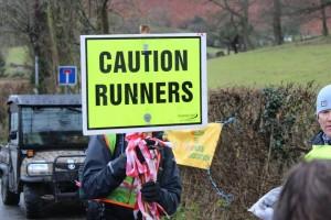 Caution Runners