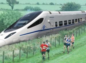 Race the TrainTrain