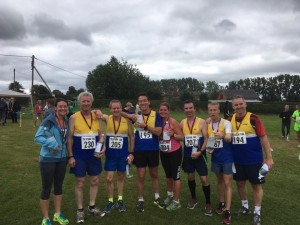 Tilston 10k Team